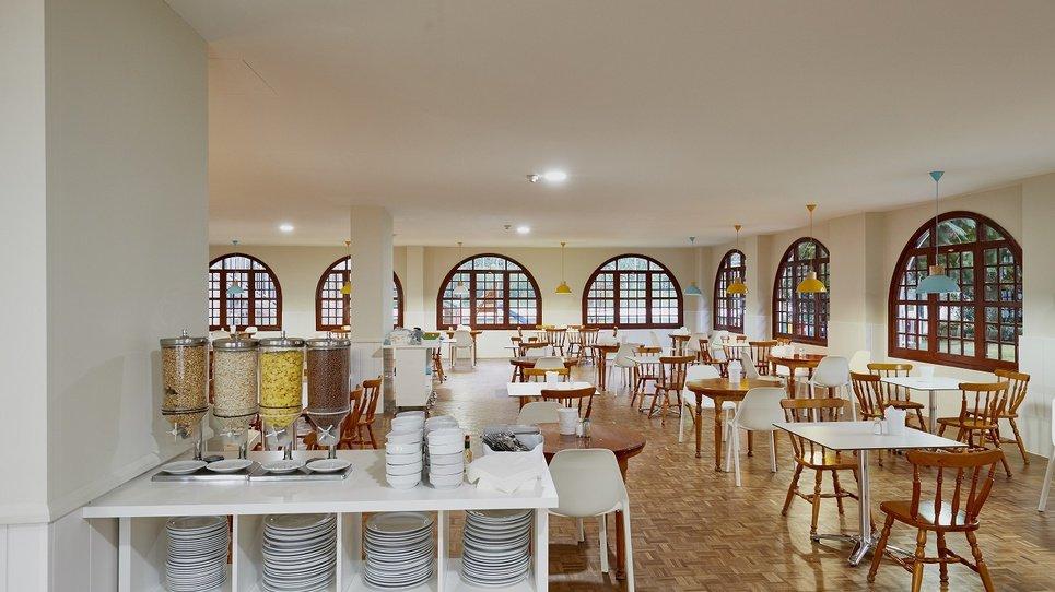 RESTAURANTE Hotel Coral Teide Mar