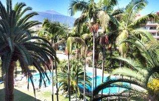 Piscina Hotel Coral Teide Mar