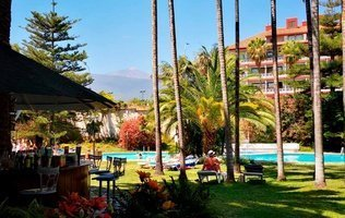Piscina exterior Hotel Coral Teide Mar