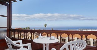 SUITE JUNIOR VISTA JARDIN/PISCINA Hotel Coral Teide Mar ★★★
