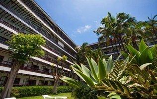 Fachada Hotel Coral Teide Mar