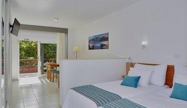 Cómodos apartamentos  Hotel Coral Teide Mar