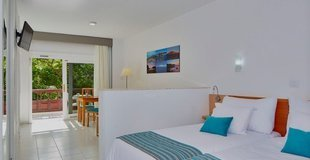Paquete ciclista junior suite 2 adultos Hotel Coral Teide Mar