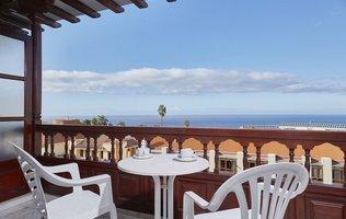 Balcón Hotel Coral Teide Mar