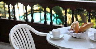 Estudio vista jardín/piscina 2 adultos + 1 niño Hotel Coral Teide Mar