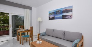 SUITE JUNIOR VISTA JARDIN/PISCINA Hotel Coral Teide Mar