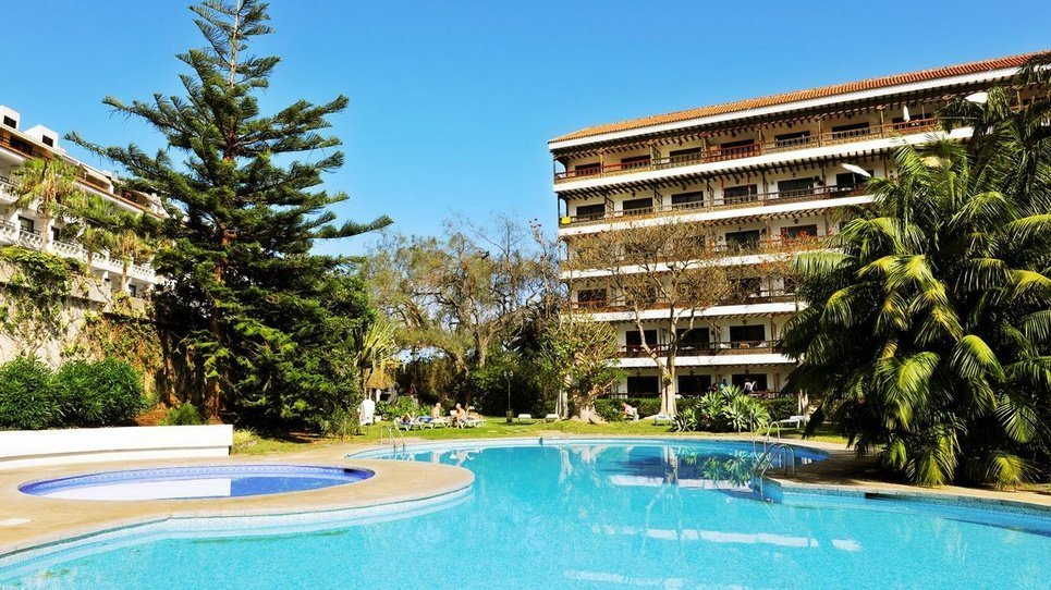 PISCINA EXTERIOR Hotel Coral Teide Mar ★★★