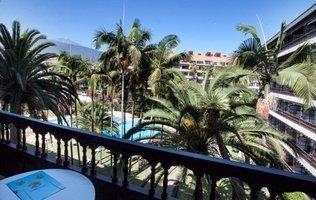 Panorámica Hotel Coral Teide Mar